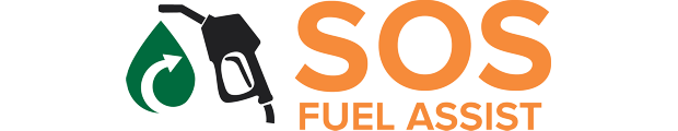 SOS Fuel Assist logo
